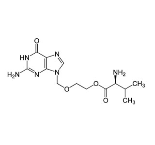 Valaciclovir-Globuli