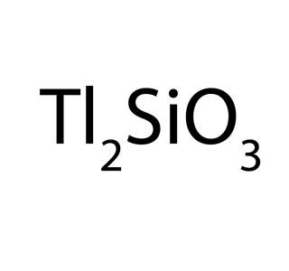Thallium-silicicum-Globuli