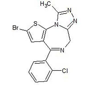 Brotizolam-Globuli