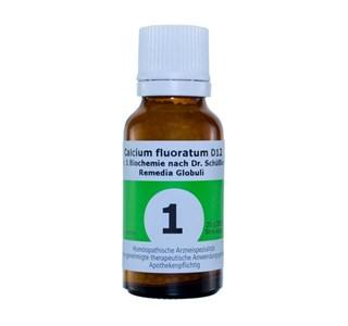 Nr. 1 Calcium Fluoratum