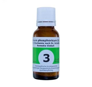 Nr. 3 Ferrum Phosphoricum
