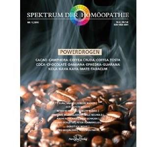 Spektrum der Homöopathie 2010-1, Powerdrogen von Narayana Verlag