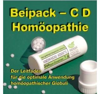 Info-CD für Homöopathieanwender von Dr. Walter Glück