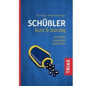 Schüssler - Kurz und bündig von Thomas Feichtinger