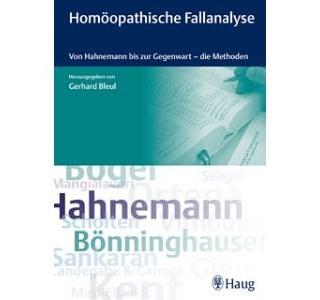 Homöopathische Fallanalyse von Gerhard Bleul