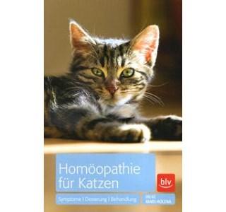 Homöopathie für Katzen von Hilke Marx-Holena