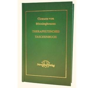 Therapeutisches Taschenbuch von Clemens von Bönninghausen