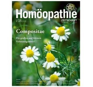 Compositae - die großen und kleinen Verletzungsmittel von Homöopathie Zeitschrift