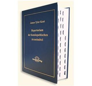 Repertorium der homoeopathischen Arzneimittel von James Tyler Kent