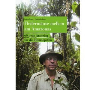 Fledermäuse melken am Amazonas von Robert Müntz/Patricia Le Roux